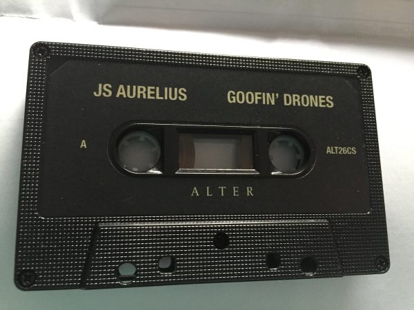 Goofin' Drones artwork