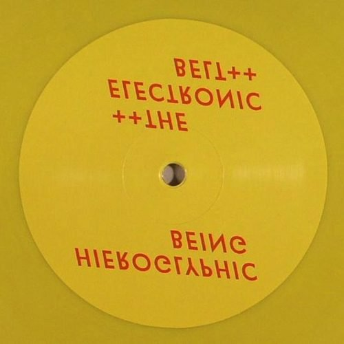 The Electronic Belt — Hieroglyphic Being