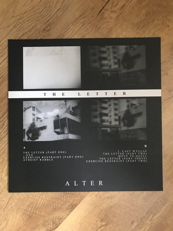 The Letter artwork