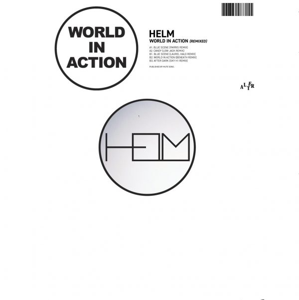 World In Action Remixed artwork