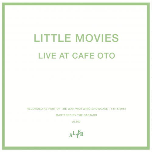 Live At Cafe Oto